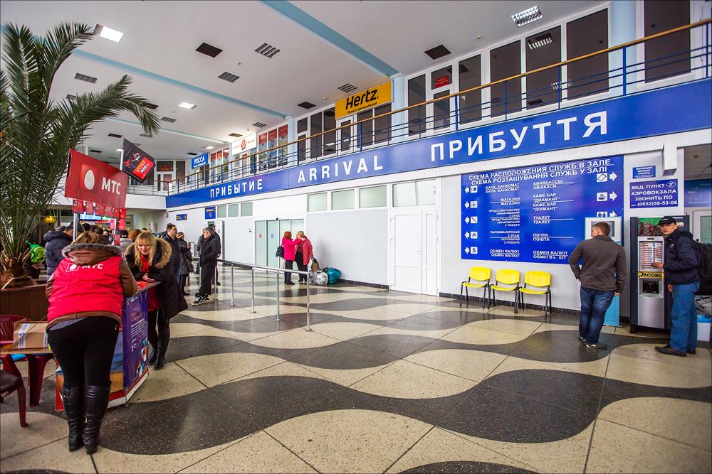 """Аэропорт """"Симферополь"""""""