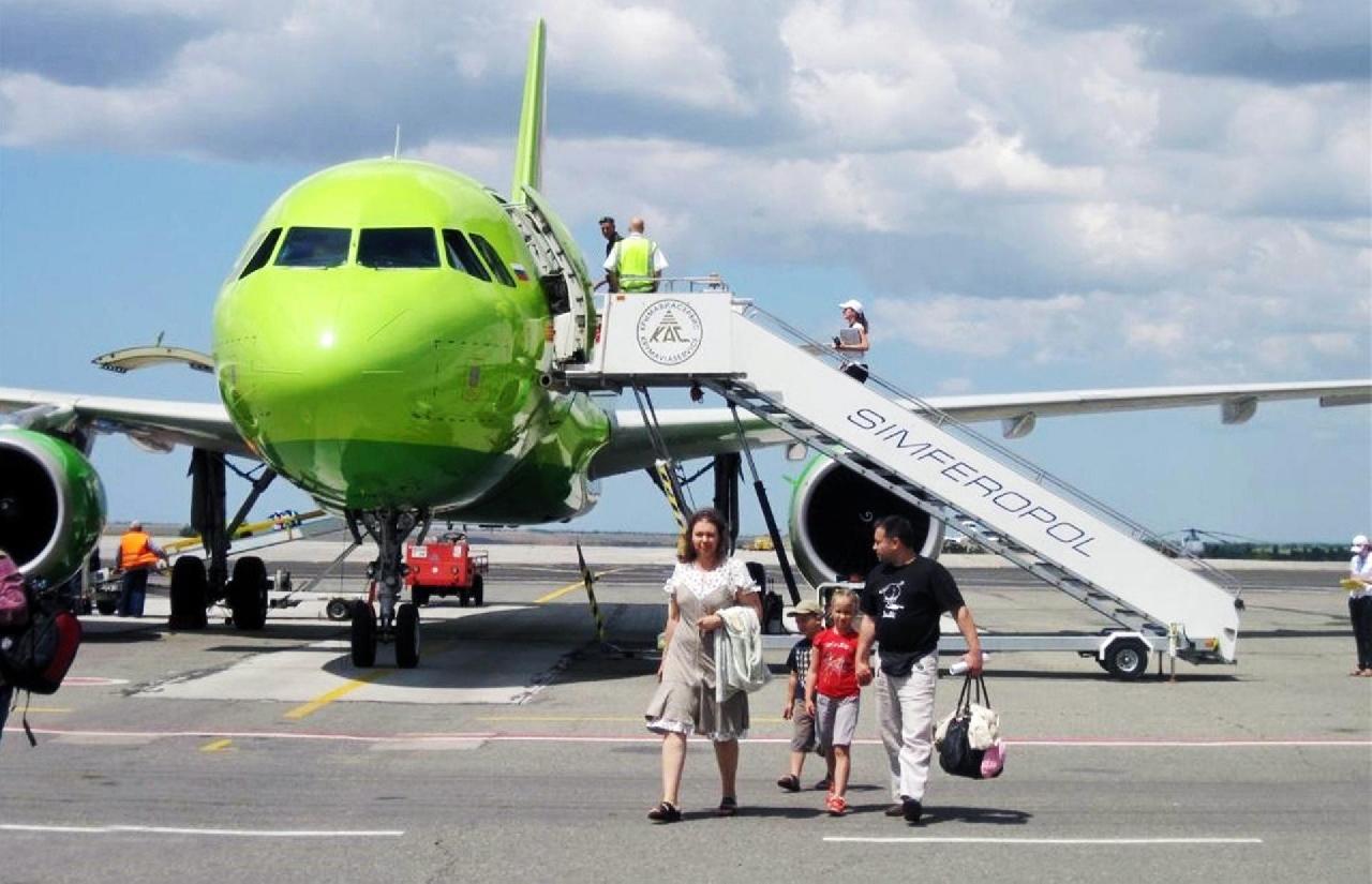 Стартовали льготные полеты в Крым