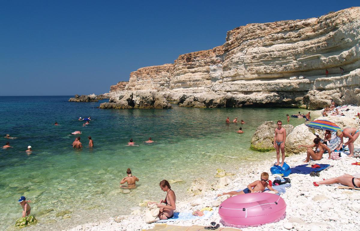 Крым расширил географию пляжей