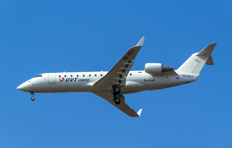 «ЮВТ Аэро» открыла семь новых рейсов из Симферополя