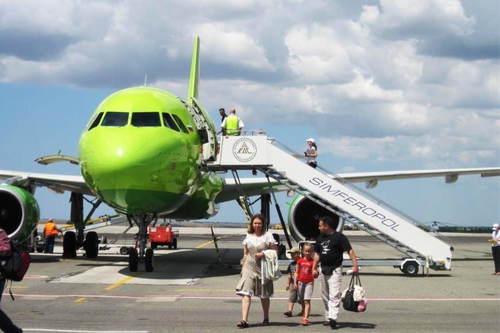 Минтранс предложили ввести налоговые льготы на прямые авиаперевозки в Крым