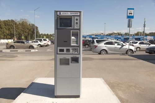 Автоматизированная парковочная система начала работу в аэропорту «Симферополь»