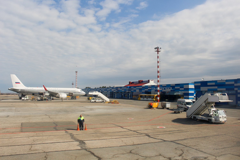 В аэропорту «Симферополь» назвали авиакомпании-лидеры по перевозкам пассажиров