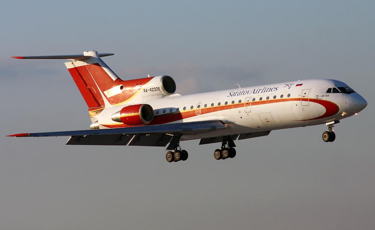 «Саратовские авиалинии» начали продажу авиабилетов в Крым