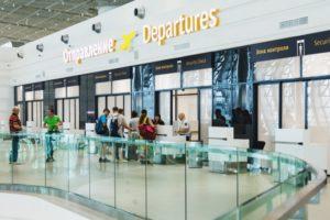 Навигация в аэропорту «Симферополь»