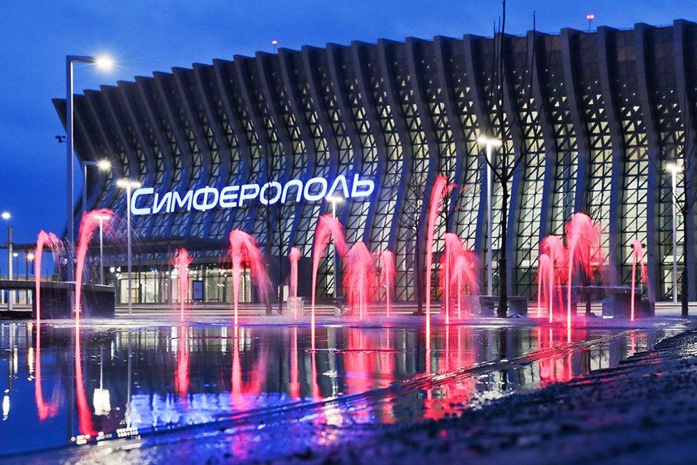 Аэропорт «Симферополь» начал работать по осенне-зимнему расписанию