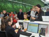 Миллионным пассажиром аэропорта Симферополя стал 4-летний Миша с Урала