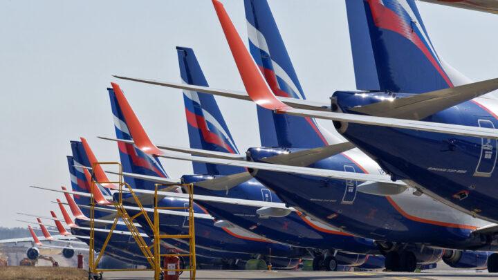 Авиакомпания «Аэрофлот» впервые запустит рейсы из Красноярска в Крым